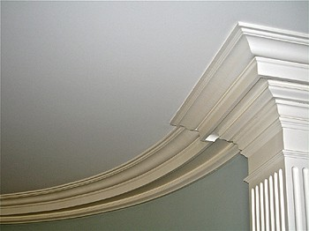 Run in Place Radius Mouldings
