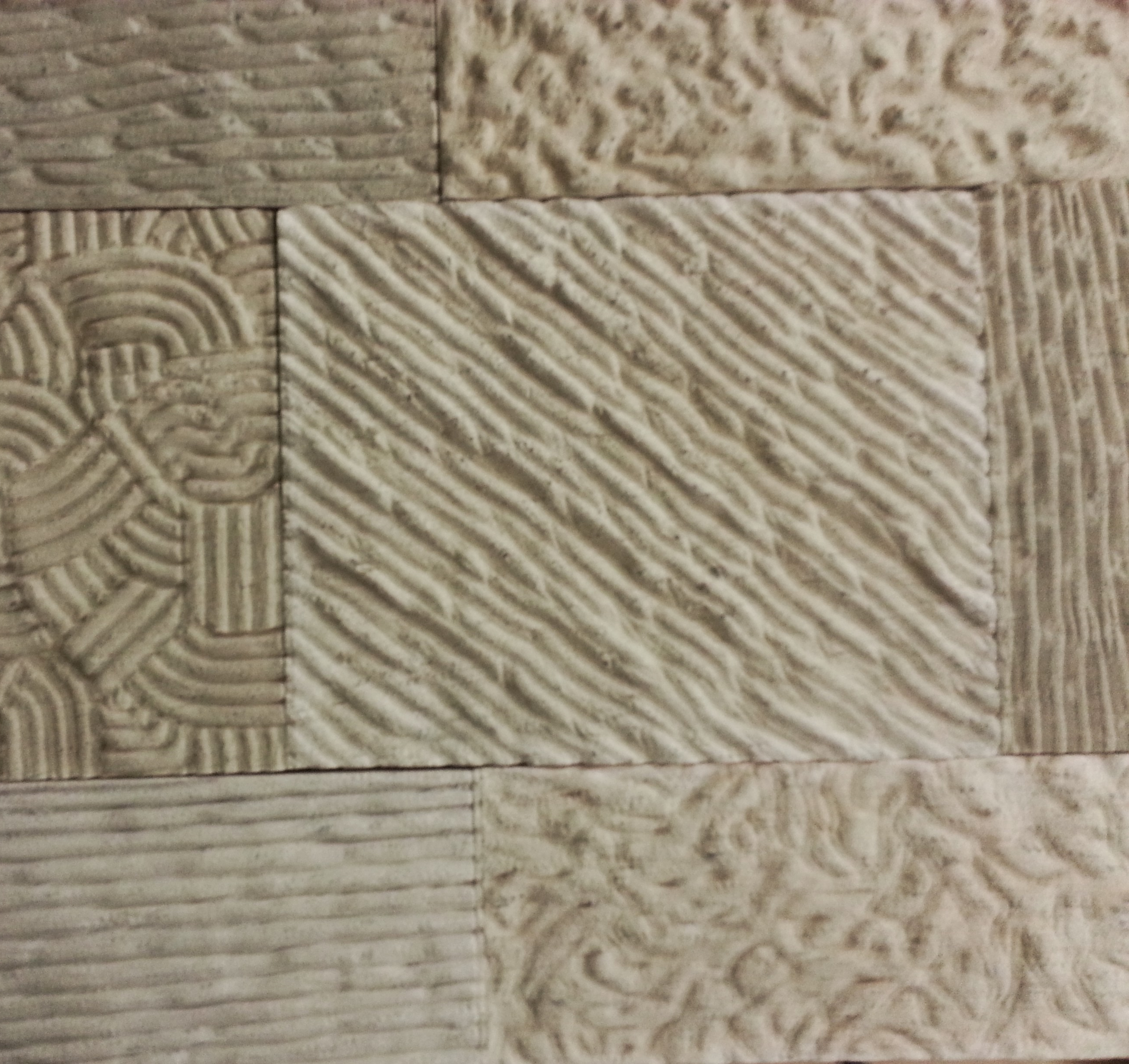 Plaster Paneling